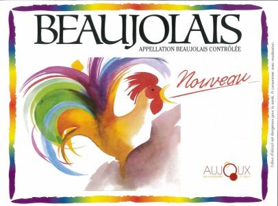 Święto Wina Beaujolais Nouveau w Miód Malinie